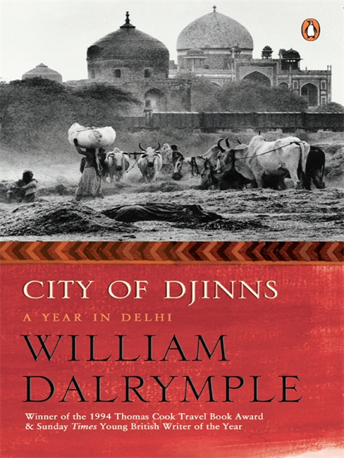 City Of Djinns