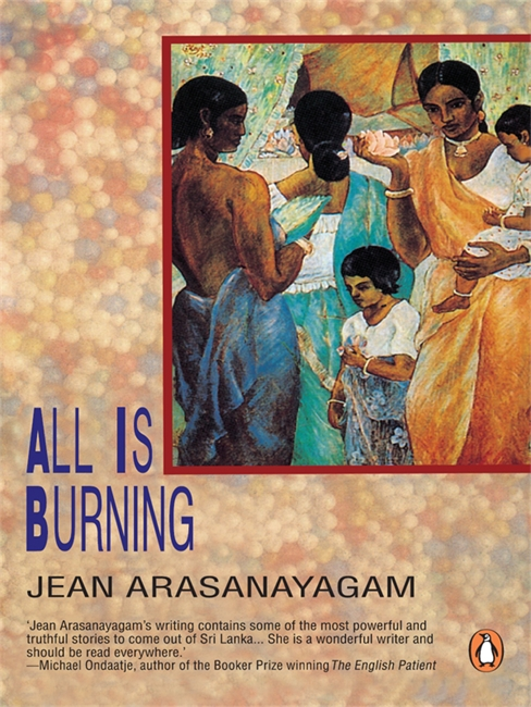 All Is Burning