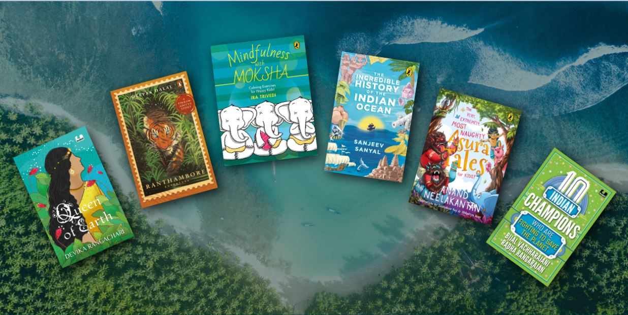 Champions of mindfulness: September reads for the young minds!