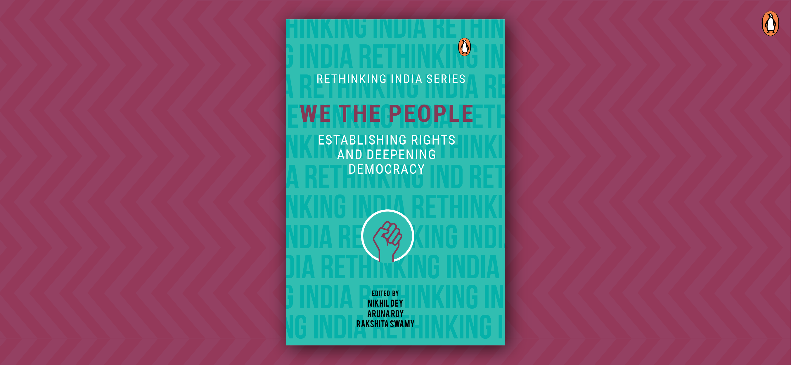 We The People: establishing rights and deepening democracy