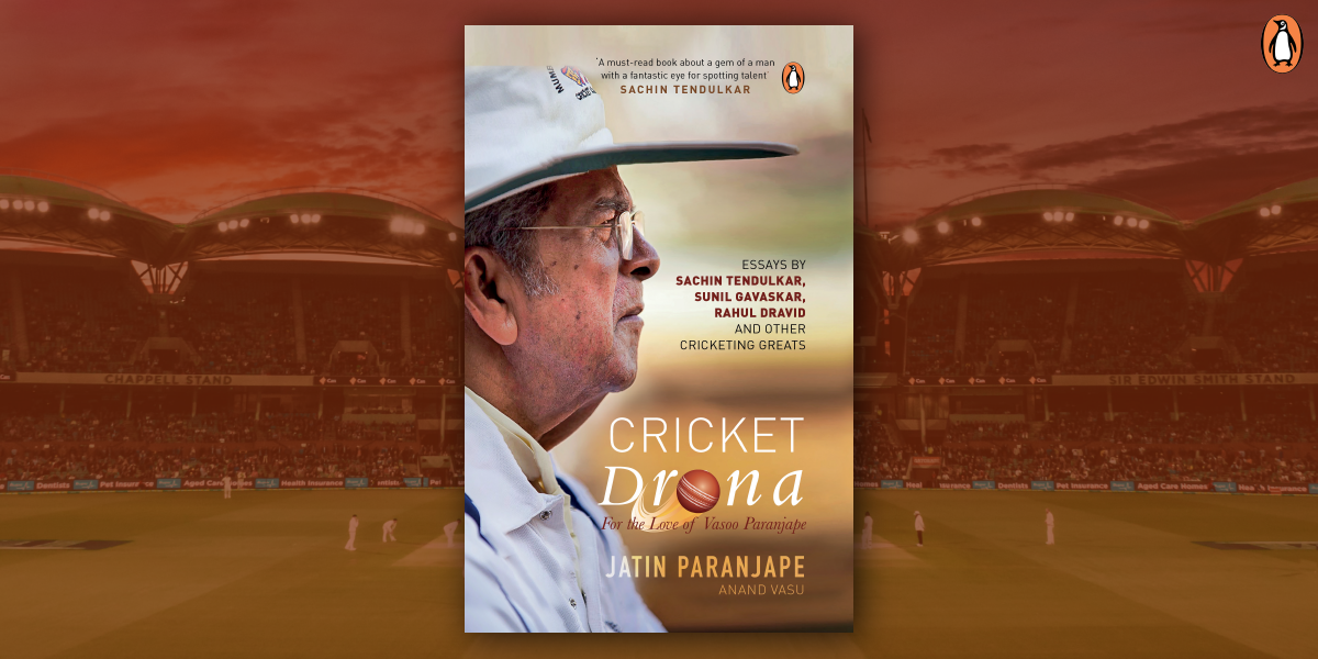 The life and times of Vasoo Paranjape: The Cricket Drona