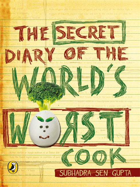 The Secret Diary Of The World's Worst Cook