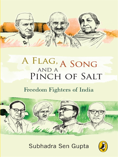 A Flag, A Song And A Pinch Of Salt