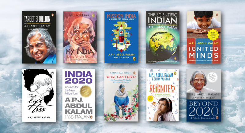 From the pen of a President – ten transformative books by Dr A.P.J. Abdul Kalam