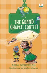 The Grand Chapati Contest by Asha Nehemiah