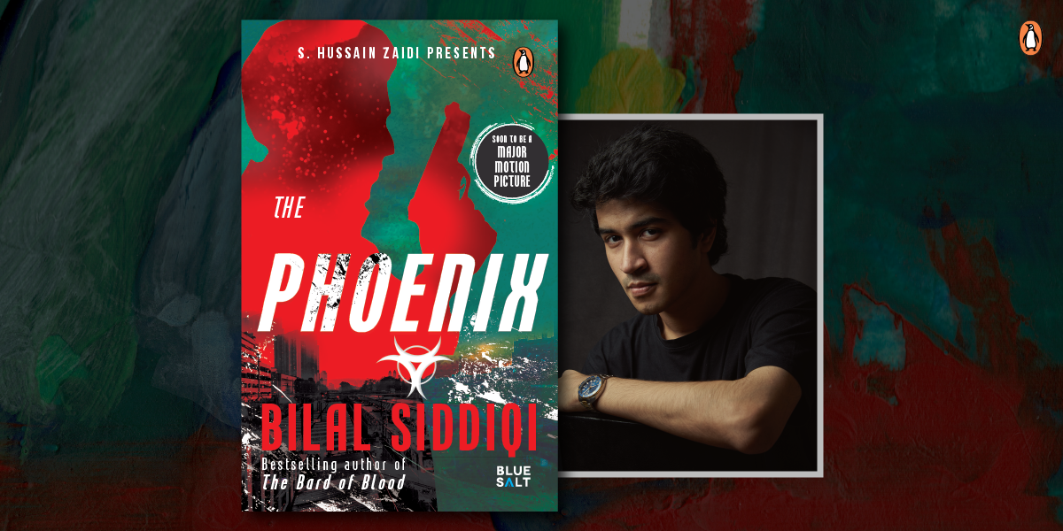Get to know your author – A factual glimpse into Bilal Siddiqi