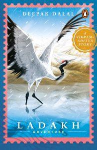 Front cover of Ladakh Adventure