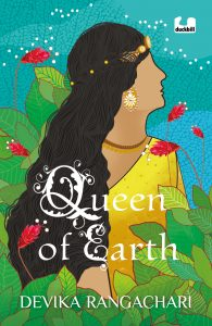 front cover of Queen of Earth