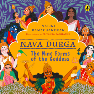 Nava Durga by Nalini Ramachandran