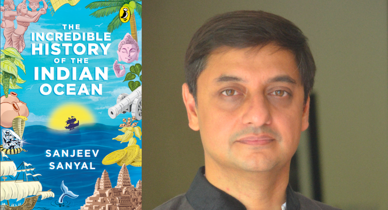An incredible history of Sanjeev Sanyal