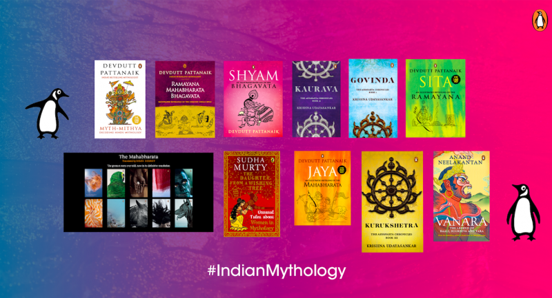 Tales as old as time: Mythological reads for you!