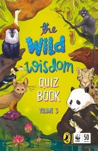 The Wild Wisdom Quiz Book Volume 3