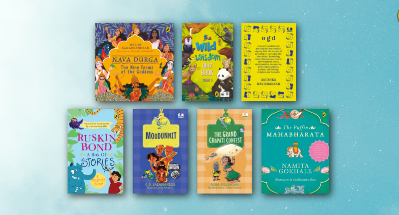 Wonderful October releases for the young readers