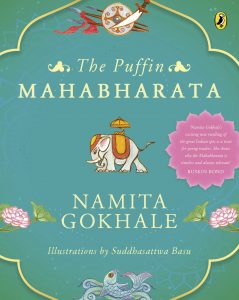 The Puffin Mahabharata by Namita Gokhale