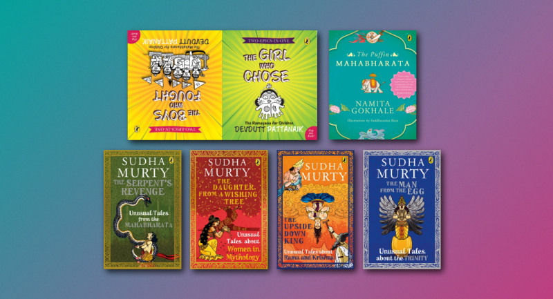 Epic tales for the young readers!