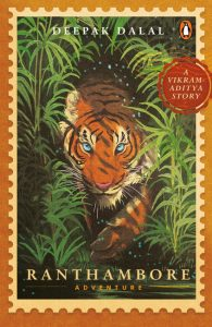 Front cover of Ranthambore Adventure