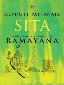 Front cover of Sita by Devdutt Pattanaik