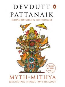 Front cover of Myth = Mithya by Devdutt Pattanaik