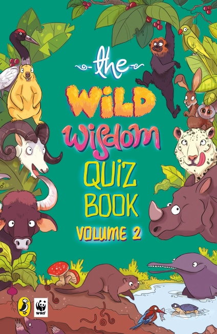 WWF Wild Wisdom Quiz Book