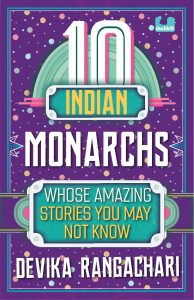 front cover 10 Indian Monarchs