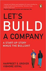 front cover of Let's Build a Company