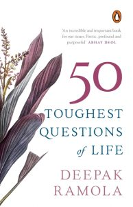 front cover of 50 Toughest Questions of Life