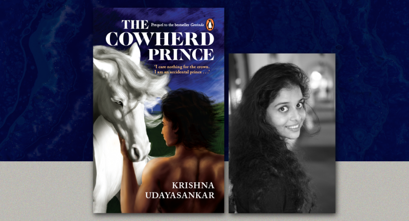 Up close with Krishna Udayasankar