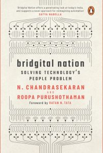 front cover Bridgital Nation