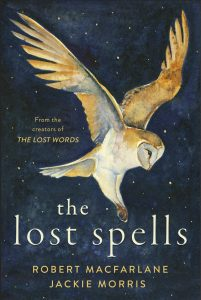 front cover of The Lost Spells