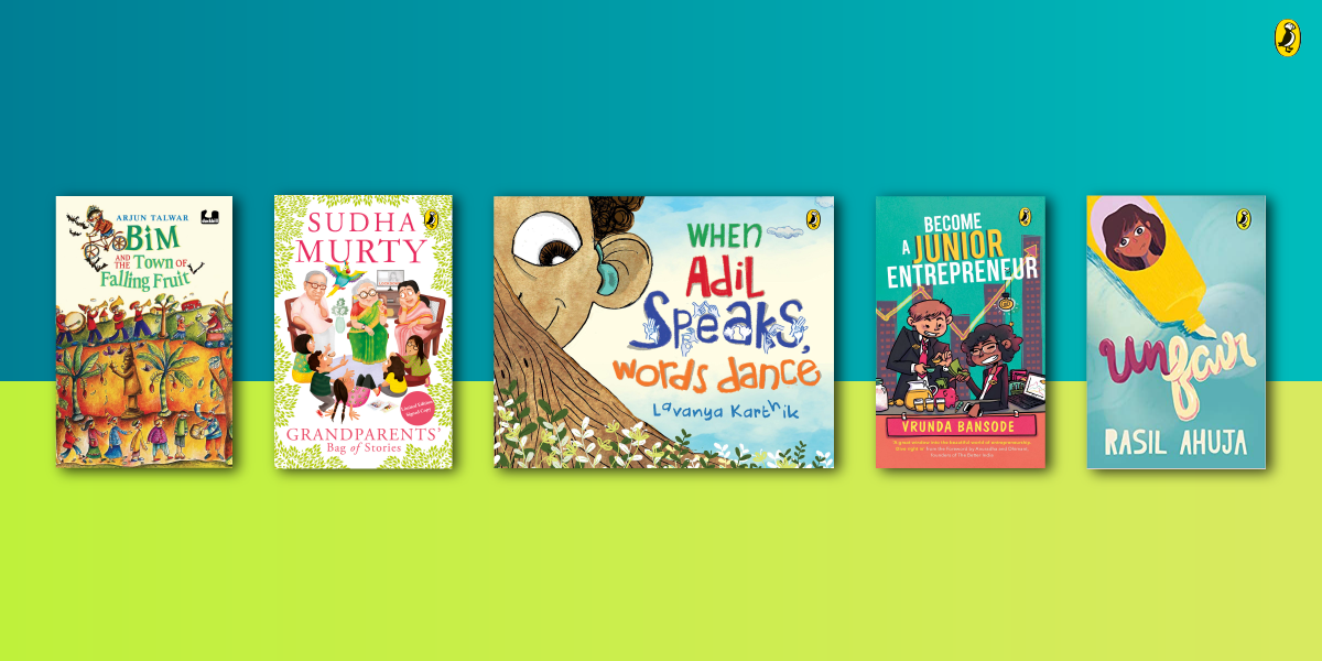 Exciting November reads to kindle young minds and spirits