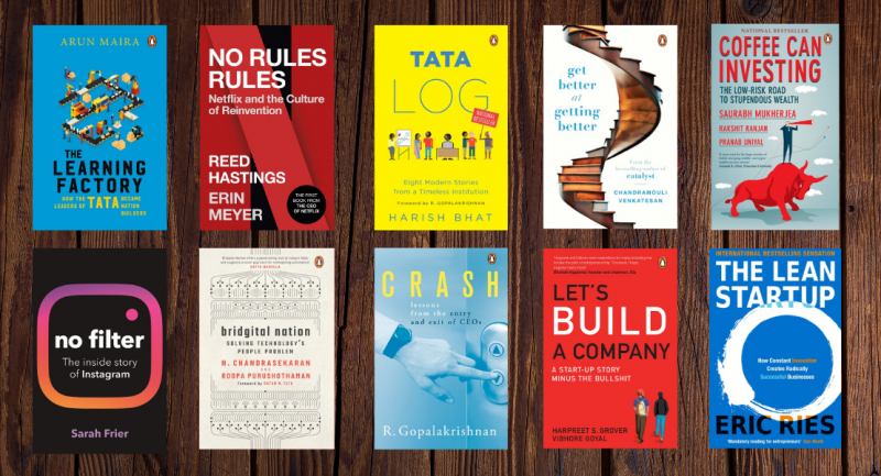 Books to read if you #meanbusiness