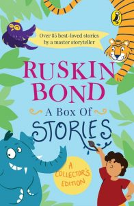 front cover of A Box of Stories