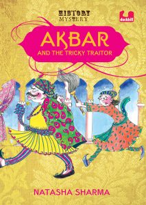 front cover Akbar and The Tricky Traitor