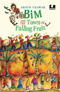 front cover bim and the town of falling fruit