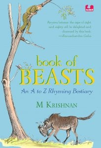 front cover Book of Beasts