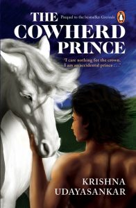 front cover the cowherd prince