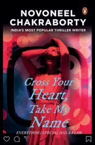 front cover of Cross You Heart, Take My Name