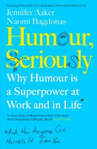 front cover of Humour, Seriously