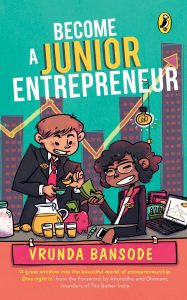 front cover of become a junior entrepreneur