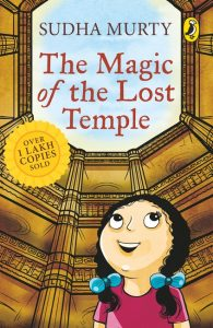front cover The Magic of the Lost Temple