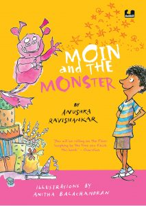 front cover Moin and the Monster