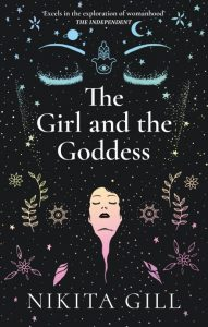 front cover of The Girl and the Goddess