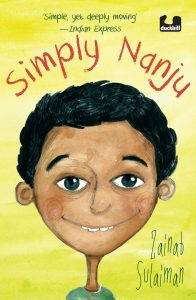 front cover of Simply Nanju
