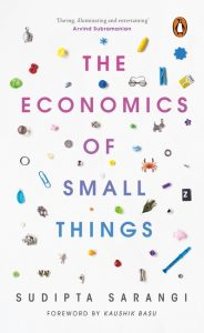 front cover of The Economics of Small Things