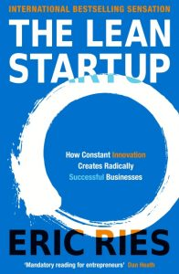 front cover The Lean Startup