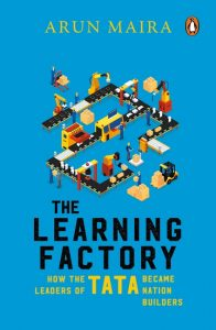 front cover the learning factory