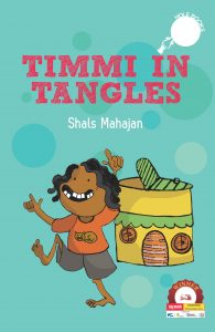 front cover of Timmi in Tangles