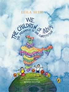 front cover of We the Children of India