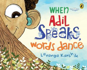 Front cover of When adil speaks