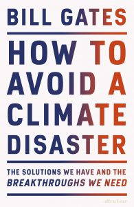 front cover of How to Avoid a Climate Disaster
